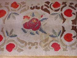 Canadian Rose Rug