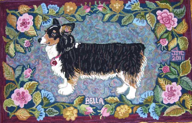 Dog Rug - Bella
