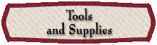 Tools and Supplies - Handmade Hooks, Rug Hooking Frames, Wools